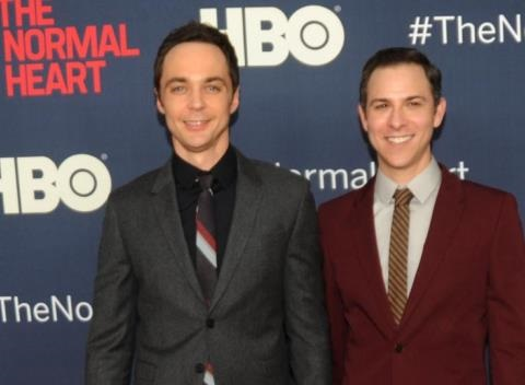 Jim Parsons Not Engage...